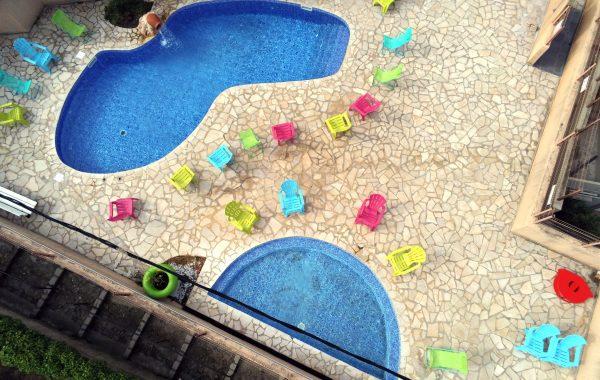 Réfection d'une piscine existante